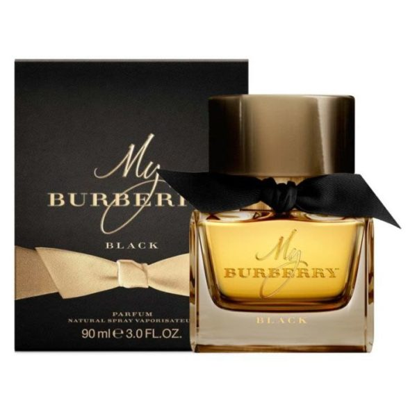 Burberry My Burberry Black Perfume For Women 90ml Eau de Toilette