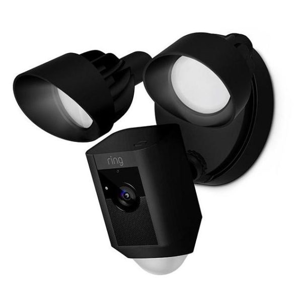 Buy Ring Floodlight Camera Black Price Specifications