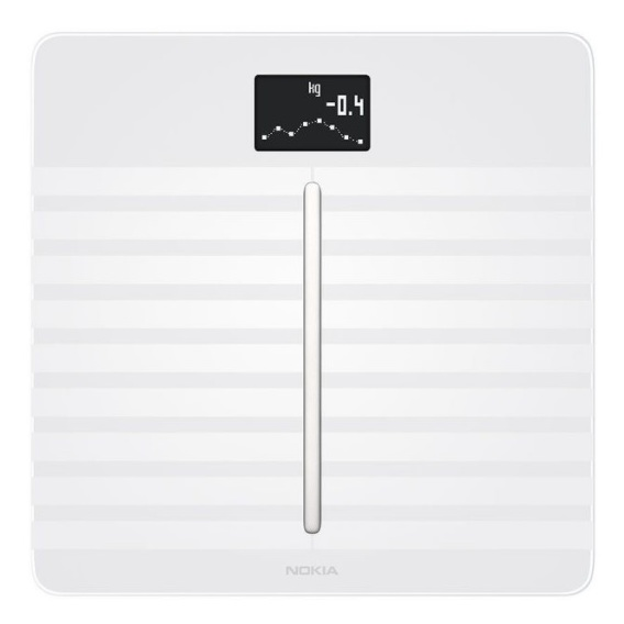 Nokia Body Plus Wifi Scale White WBS05WHT