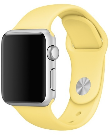 Apple Sport Band 38mm Pollen