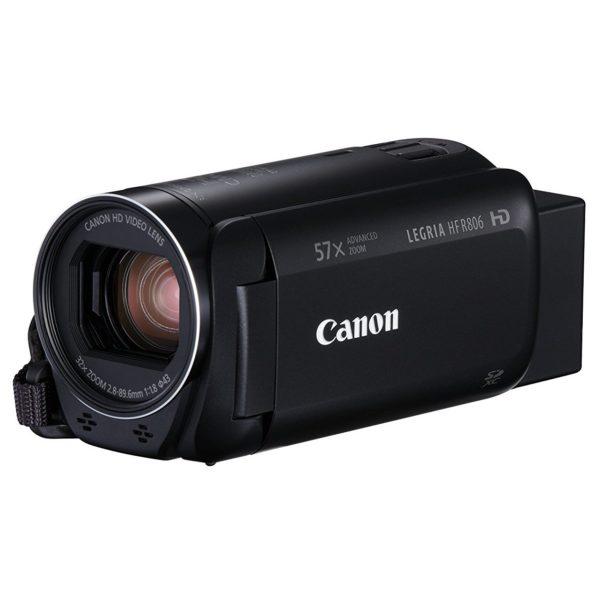 Canon Legria HFR806 Camcorder Black
