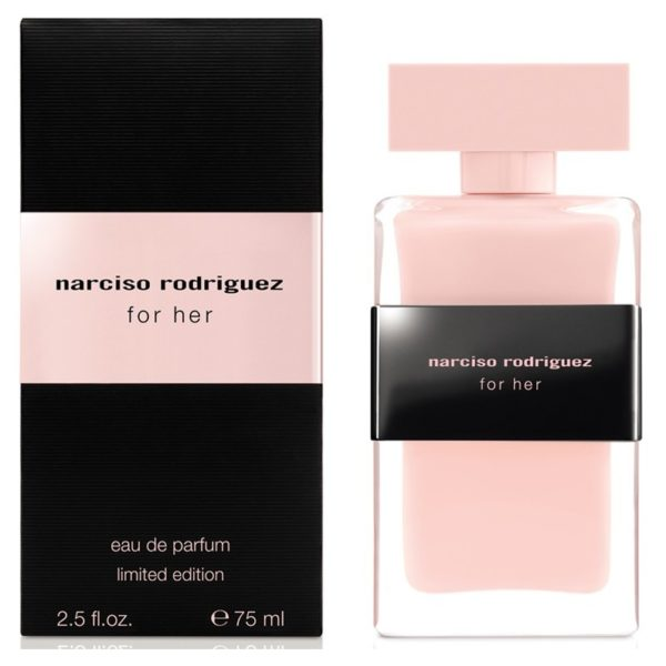 Narciso Rodriguez Limited Edition Perfume For Women 75ml Eau De Parfum