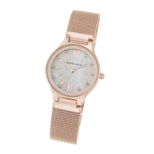 Anne Klein AK2418BMRG Ladies Watch