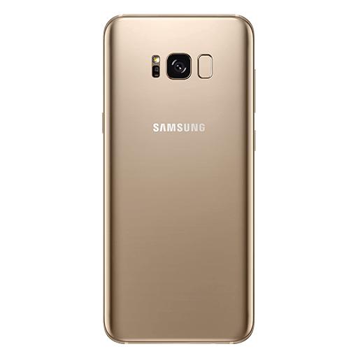 Samsung Galaxy S8+ 4G Dual Sim Smartphone 64GB Maple Gold ( *T&C Apply )
