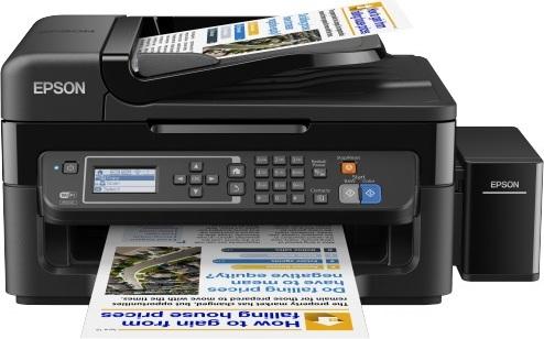 Epson L565 Inkjet Multifunction Color Printer