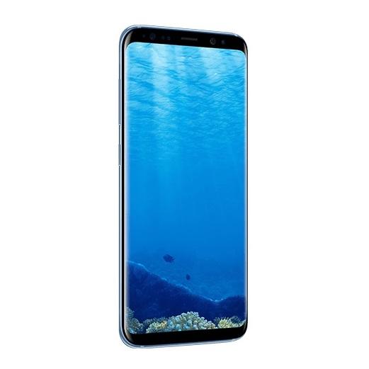 Samsung Galaxy S8 4G Dual Sim Smartphone 64GB Coral Blue ( *T&C Apply )