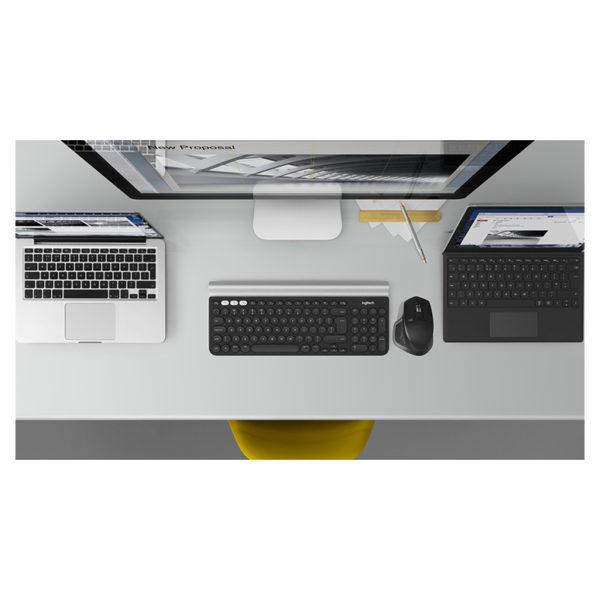 Logitech MX Master 2S Wireless Mouse 2.4GHZ Graphite 910005139
