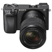 Sony Alpha a6300 Mirrorless Digital Camera Body Black + Sony E 18-135mm f/3.5-5.6 OSS Lens