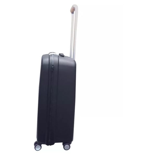 Highflyer Rock Trolley Luggage Bag Black 3pc Set - THROCK3PC