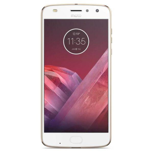 Moto Z2 Play 4G Dual Sim Smartphone 64GB Fine Gold With Moto Mods 360 Camera