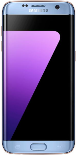 Buy Samsung Galaxy S7 Edge 4G Dual Sim Smartphone 32GB Blue – Price