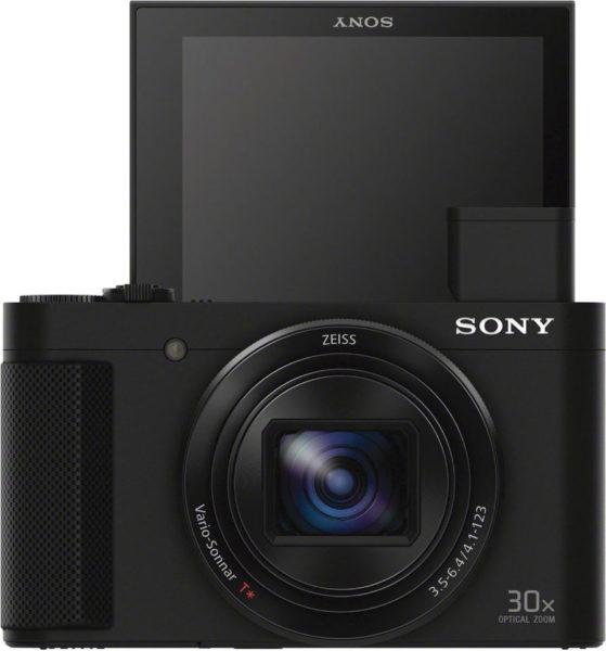 Sony DSCHX90VB Wi-Fi Digital Camera Black