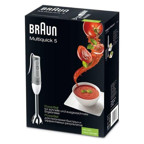 Braun Multiquick Minipimer 600W MQ500GB