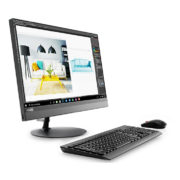 Lenovo IdeaCentre AIO 520 Touch Desktop - Core i3 2.0GHz 4GB 1TB Shared Win10 21.5Inch FHD Black
