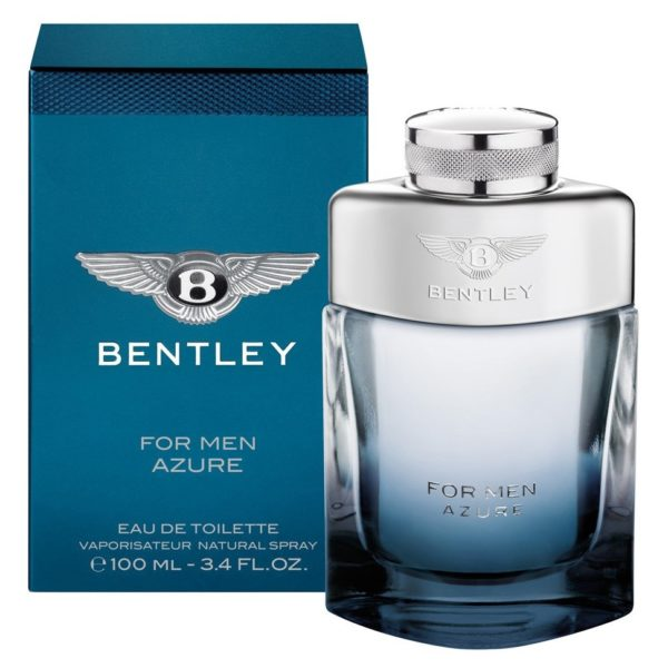 Bentley Azure Perfume For Men 100ml Eau de Toilette