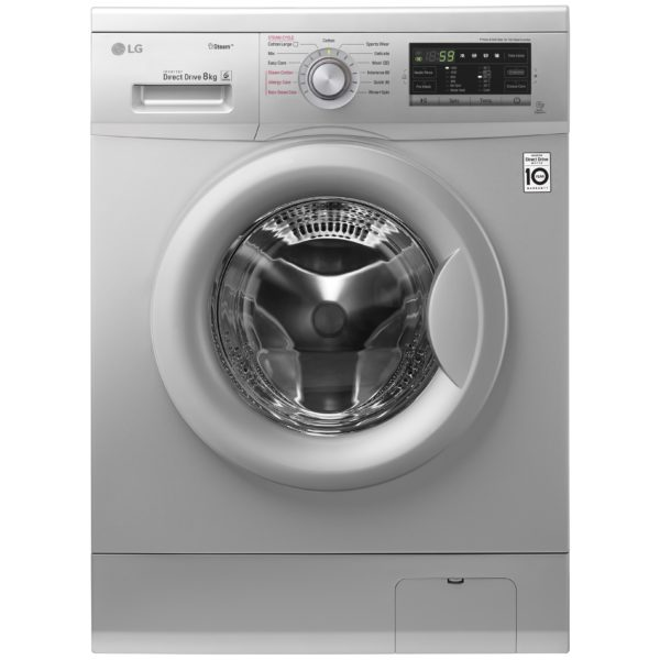 LG Front Load Washer 8kg FH4G7TDY5