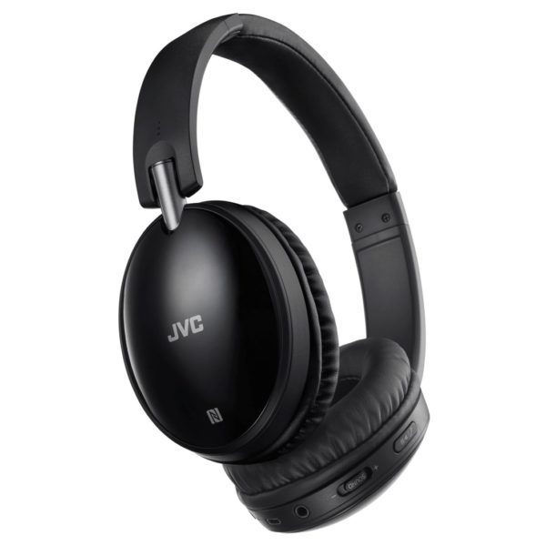 JVC Around Ear Wireless Headphone Black HAS70BTB