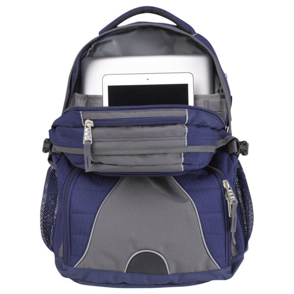 High Sierra H04M1018 Swerve Backpack True Navy/Mercury