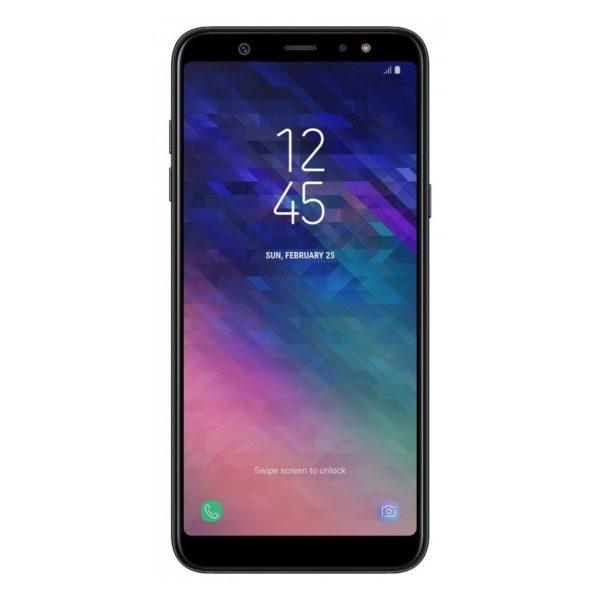 a00ccbe9038 Samsung Galaxy A6 Plus 64GB Orchid Black 4G Dual Sim Smartphone (A6+ 2018)