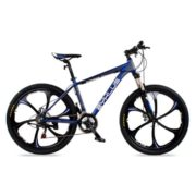 Zyklus Turbo 06 Mountain Bike Navy Blue/Grey