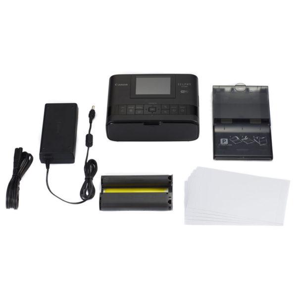 Canon CP1300 Selphy Wireless Compact Photo Printer Black