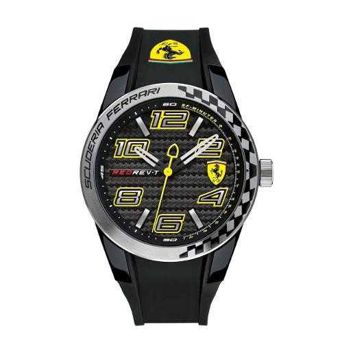 Scuderia Ferrari RED REV T Watch For Men