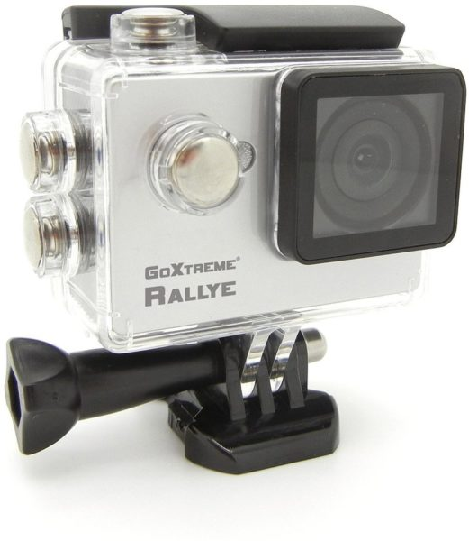 Goxtreme Rallye Action Camera Silver Price Specifications