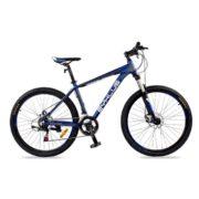 Zyklus Turbo 36 Mountain Bike Navy Blue/Grey