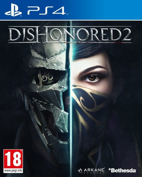 PS4 Dishonored 2 Game