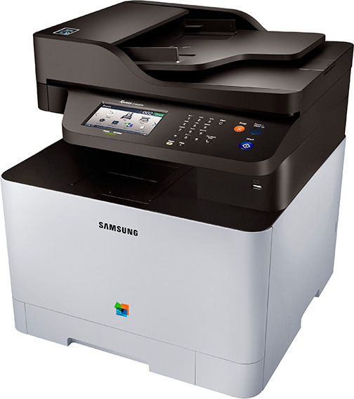 Samsung SLC1860FWSAU Xpress Color Multifunction Laser Printer
