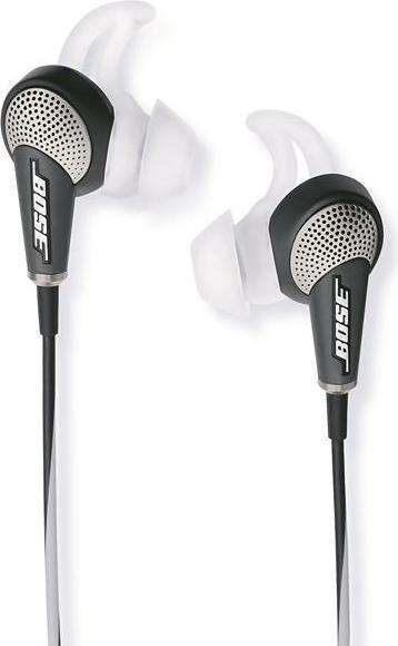 Bose Quiet Comfort 20 Noise Cancellation Headphone Black For Samsung