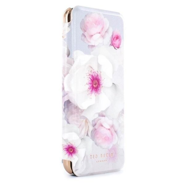 a1f2db19a Buy Proporta Ted Baker Mirror Folio Case Chelsea Grey For iPhone X ...
