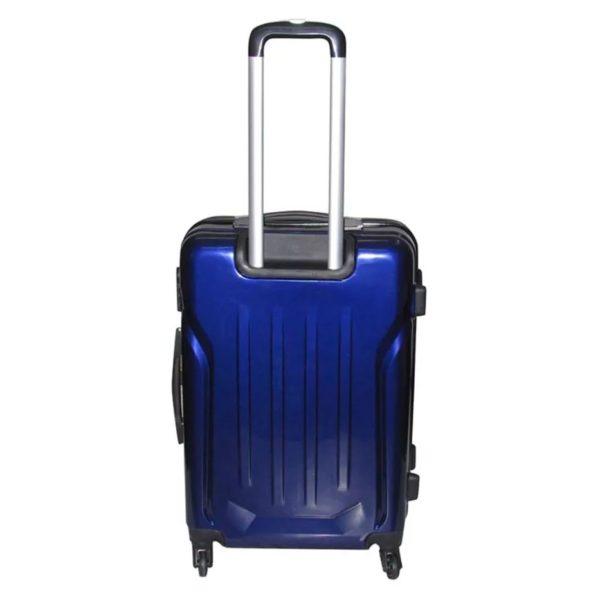 Highflyer Terminator Trolley Luggage Bag Blue 4pc Set TH1609PPC4PC