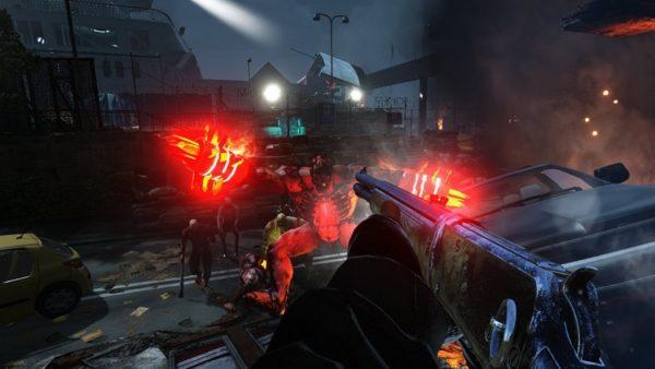 PS4 Killing Floor 2 Game