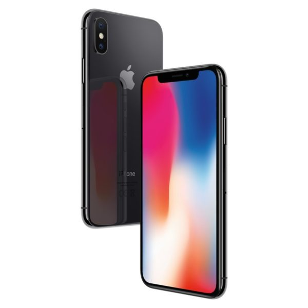 Apple iPhone X 64GB Space Grey With FaceTime