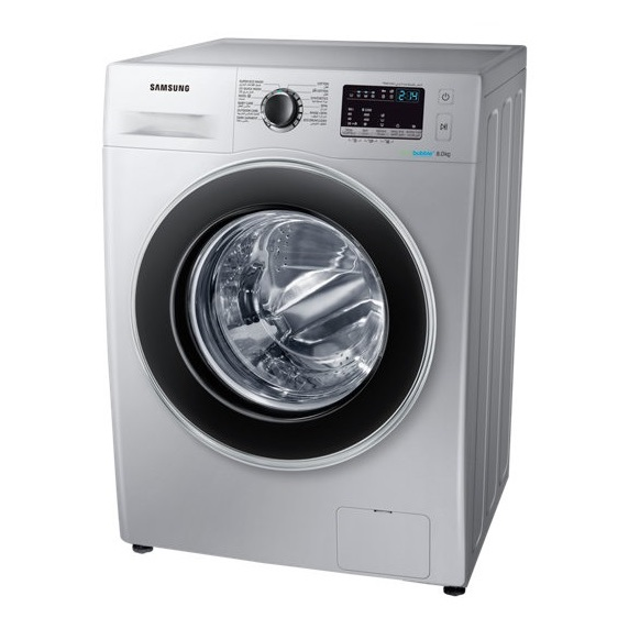 Samsung Front Load Washer 8kg WW80J4260GS