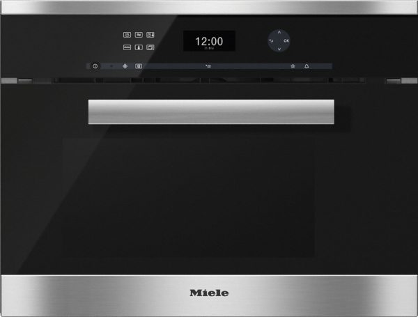 Buy Miele Built In Steamer And Microwave Dgm6401 Price