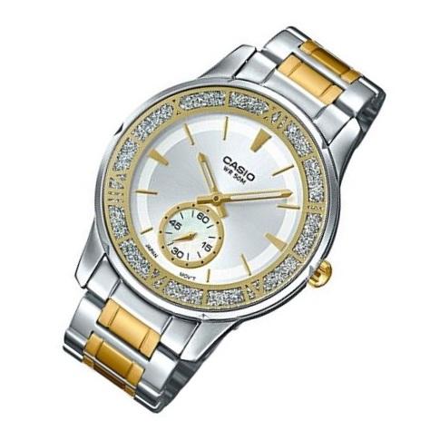 Casio LTP-E135SG-7AV Enticer Women's Watch