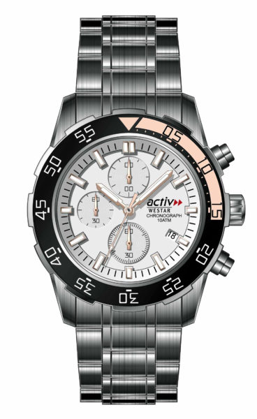 Westar 90168STN607 Activ Mens Watch