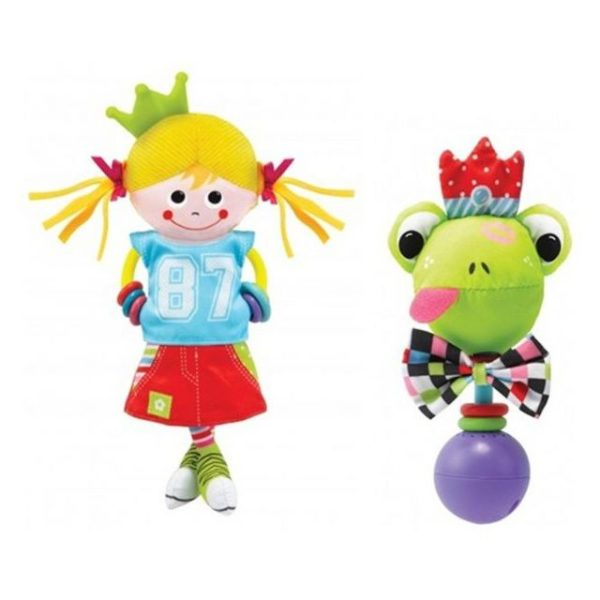 Yookidoo 40131 Freestyle Princess Play Set Toy