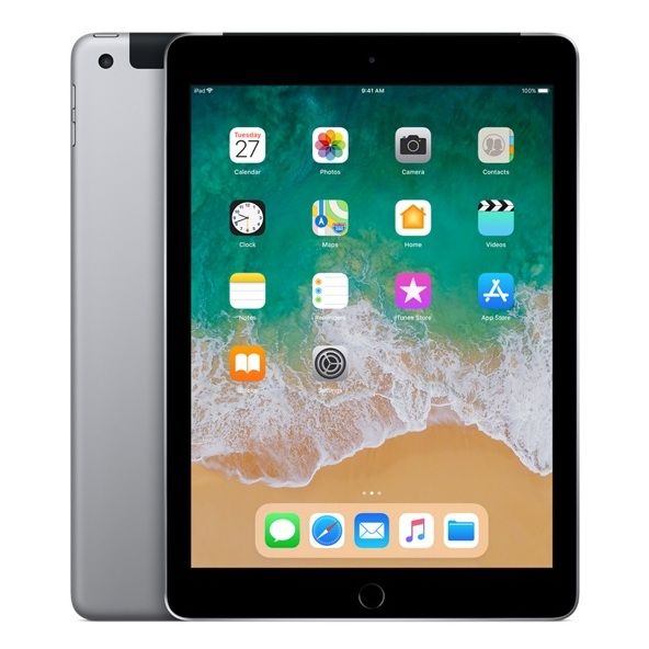 Apple iPad (2018) – iOS WiFi+Cellular 128GB 9.7inch Space Grey Price ... 656673048d73