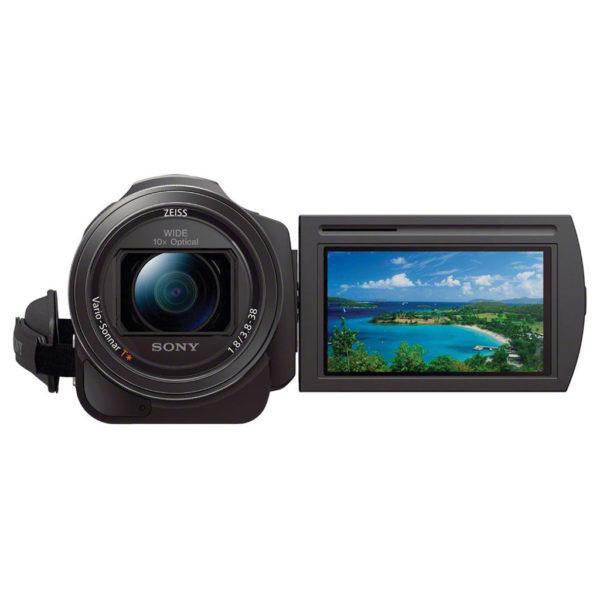 Sony FDRAX33 4K Handycam Camcorder Black