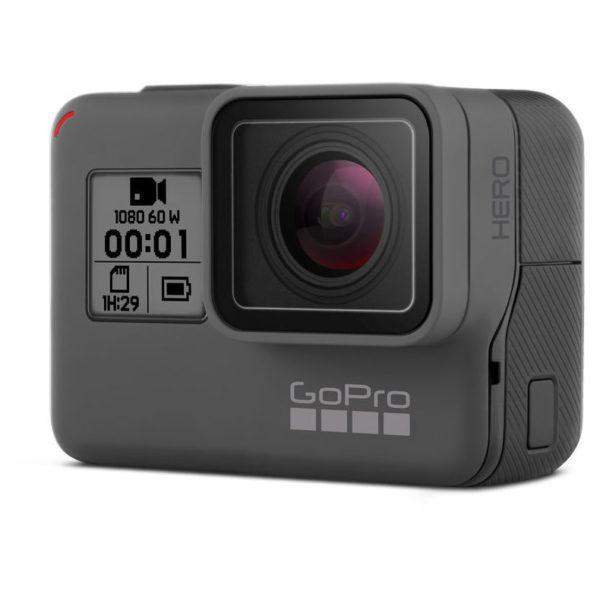GoPro Hero Action Camera + POV Pole 19inch + Chest Mount + Wrist Mount