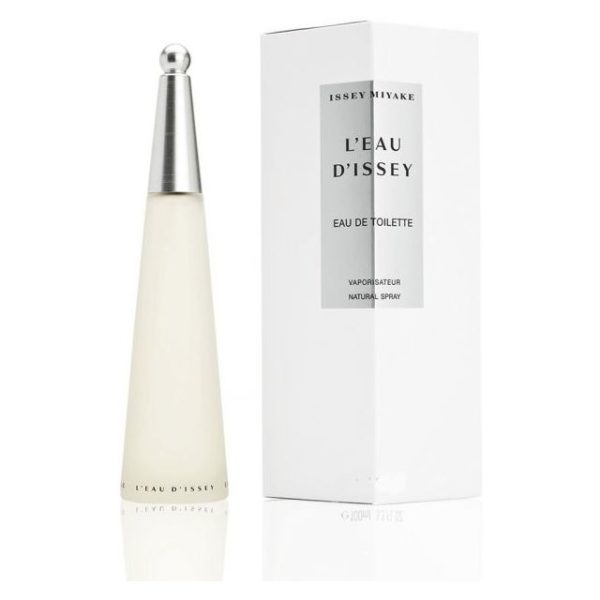 Issey Miyake Perfume For Men 125ml Eau de Toilette + Issey Miyake Perfume For Women 100ml Eau de Toilette