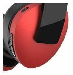Eklasse EKBTHP06 Bluetooth Headphone Red/Black