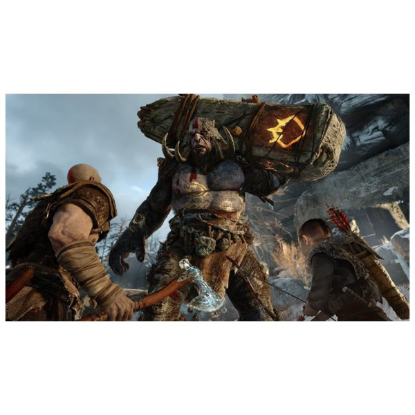 PS4 God Of War Day One Edition Game