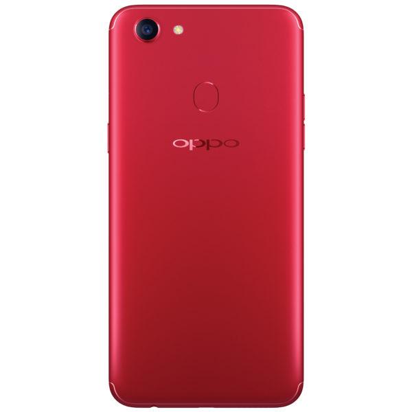 Oppo F5 4G Dual Sim Smartphone 64GB Red + Gift Box (Bluetooth  Headset+Bluetooth Speaker+Key Chain)