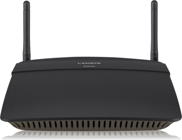 Linksys EA6100 AC1200 Dual Band Smart Wi Fi Wireless Router