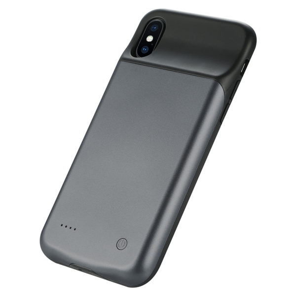 new arrival 7de47 5ab2a Benks Battery Case 3200mAh Black For iPhone X – 600648