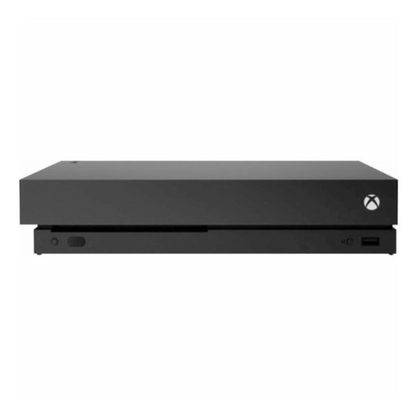 Microsoft Xbox One X Console 1TB With Wireless Controller